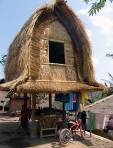 sasak house